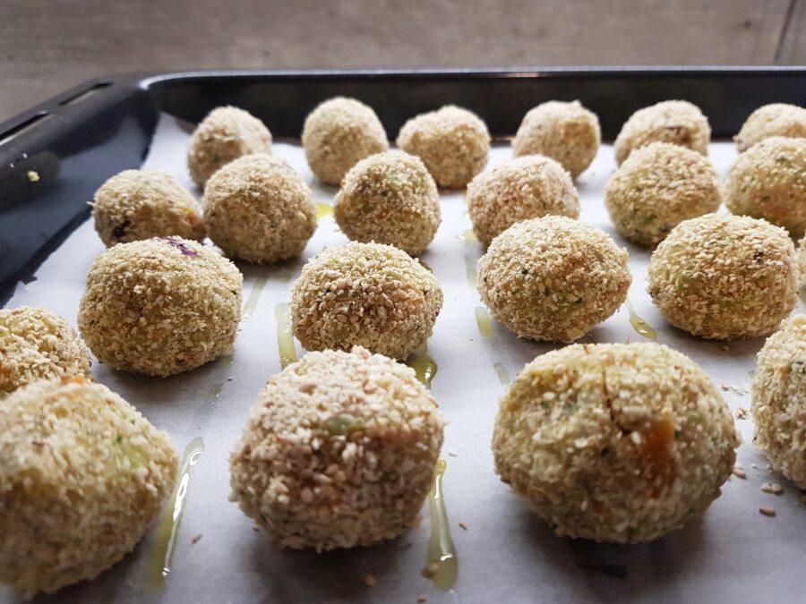 Crocchette bocconcini di quinoa